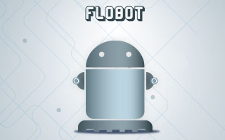 FLOBOT – Floor washing robot for professional users