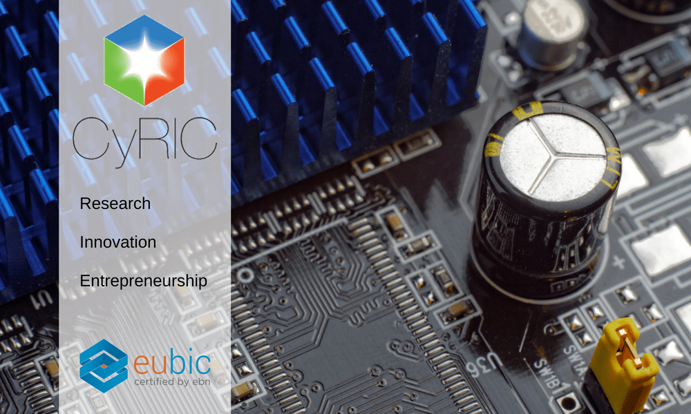 CyRIC as a Certified Business Innovation Centre (EU|BIC) A European added value