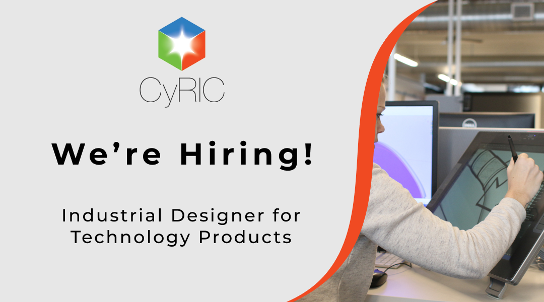 Job Vacancy | Industrial Designer for Technology Products