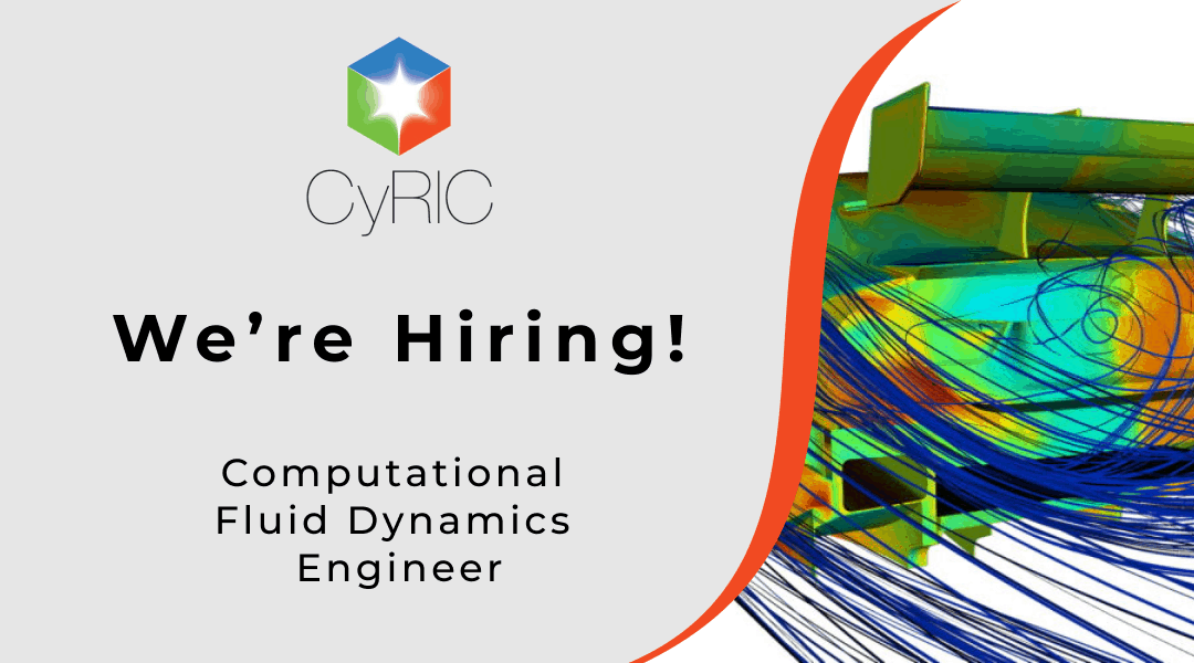 Job Vacancy | Computational Fluid Dynamics Engineer
