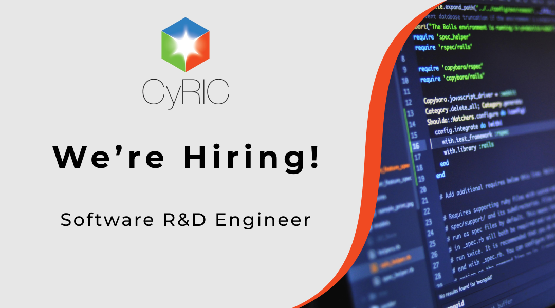 Job Vacancy | Software R&D Engineer