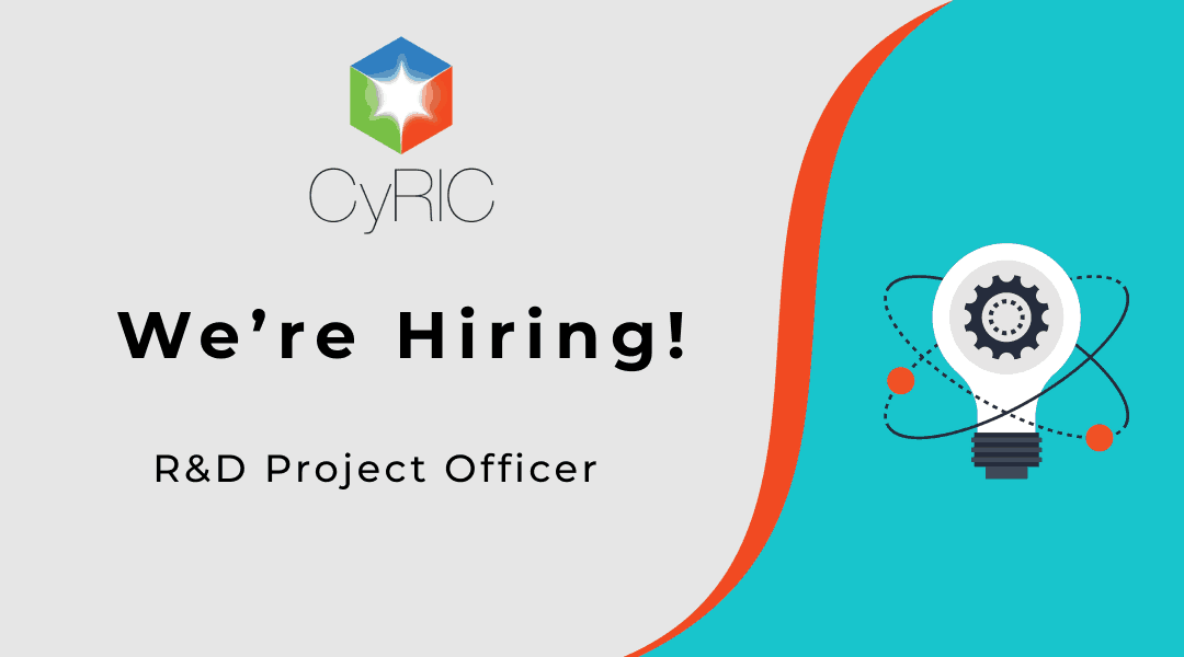 Job Vacancy | R&D Project Officer