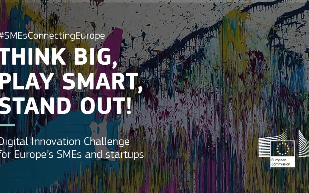 The Digital Innovation Challenge launched at the Web Summit 2019