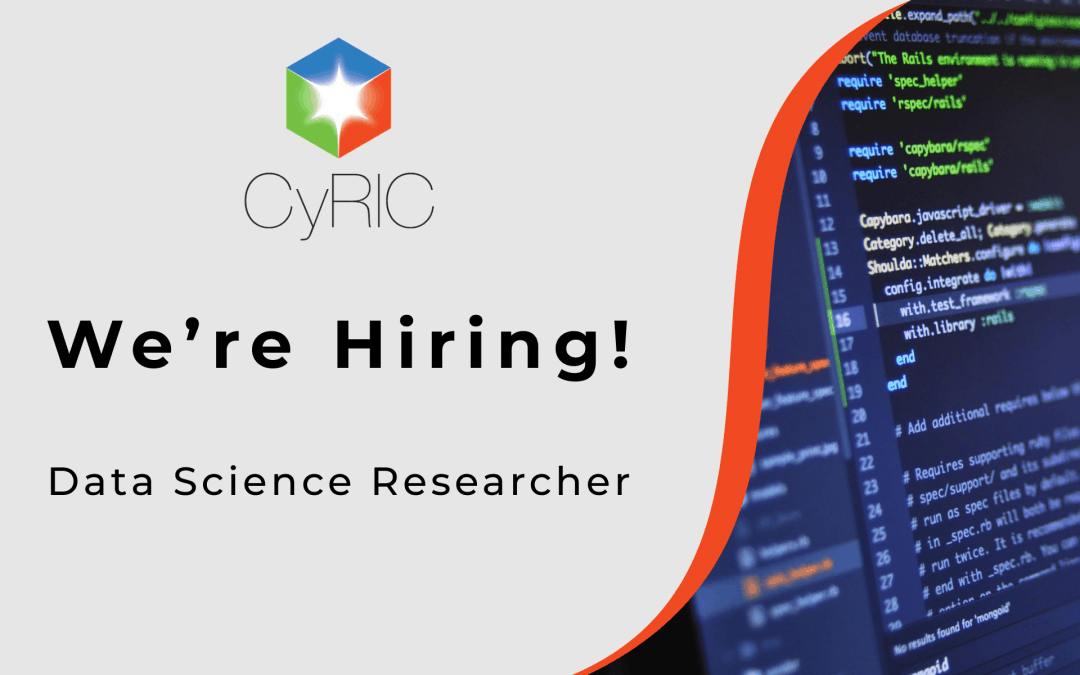 Job Vacancy | Data Science Researcher