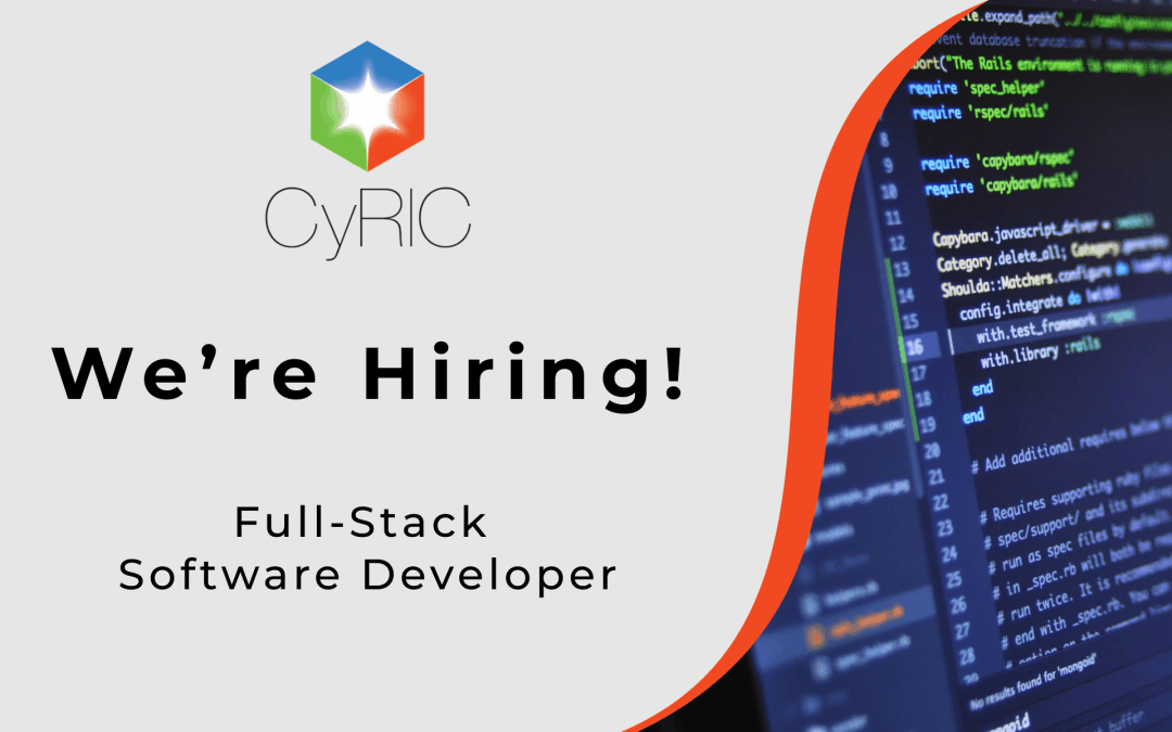 Job Vacancy | Full Stack Software Developer