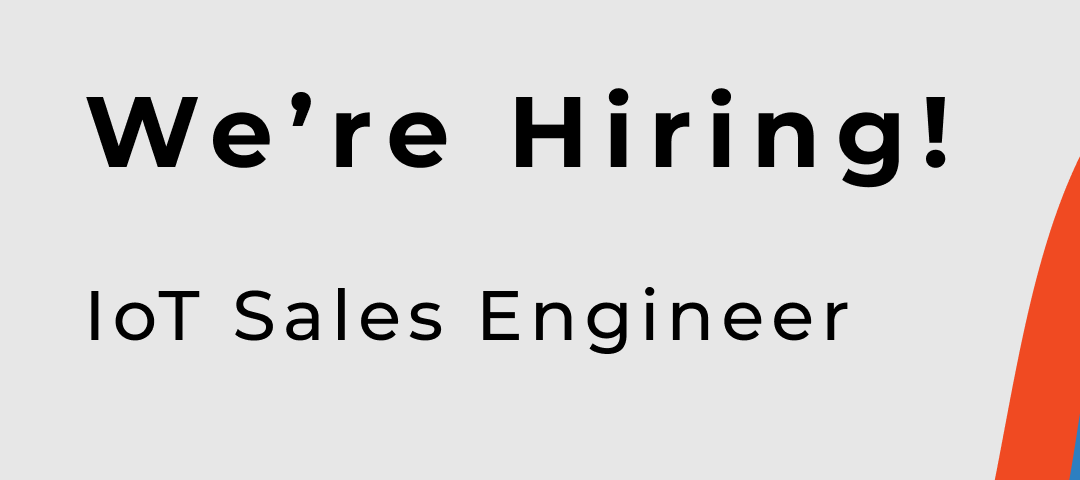 Position: IoT Sales Engineer